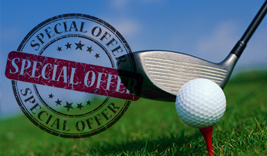 Discounted Green Fees